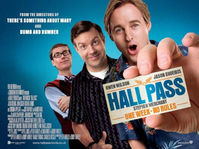 Hall Pass movie promo