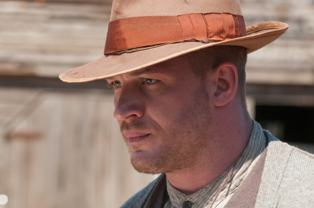 Tom Hardy as Forrest Bondurant