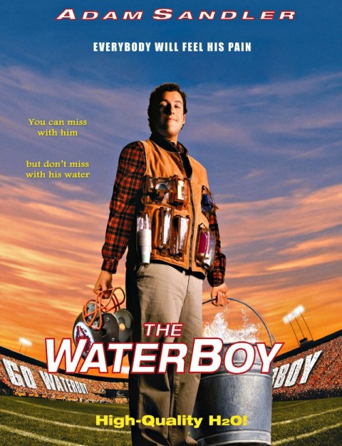 The-Waterboy-movie-poster