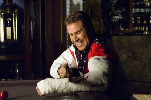 DF-15134 Ð Will Ferrell stars in Columbia PicturesÕ comedy Talladega Nights: The Ballad of Ricky Bobby. Photo Credit: Suzanne Hanover S.M.P.S.P. Copyright: (c) 2006 Columbia Pictures Industries, Inc. and GH One LLC. All rights reserved.