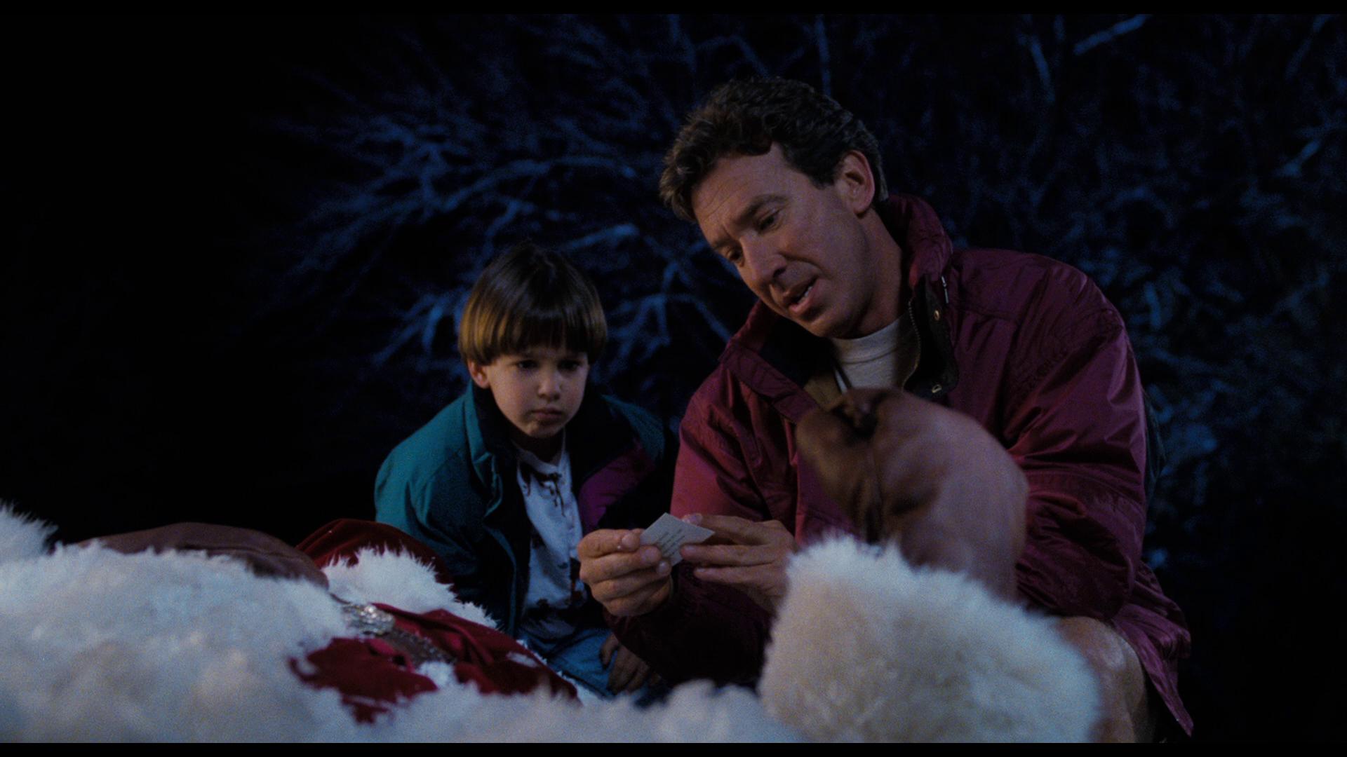 ผลการค้นหารูปภาพสำหรับ The Santa Clause (1994)