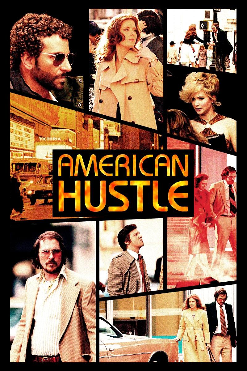 American Hustle (2013) Poster bei AllPosters.de