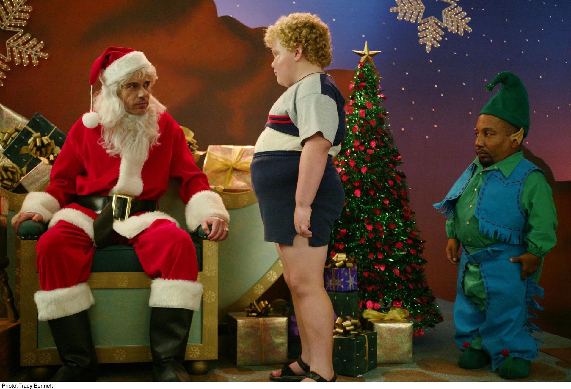 Αποτέλεσμα εικόνας για Bad Santa (2003)