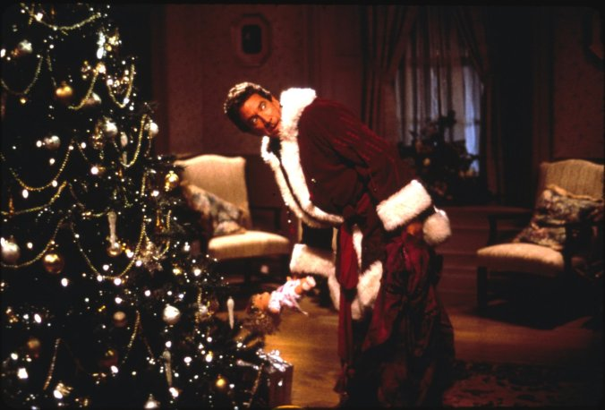 Creepy Claus . . .