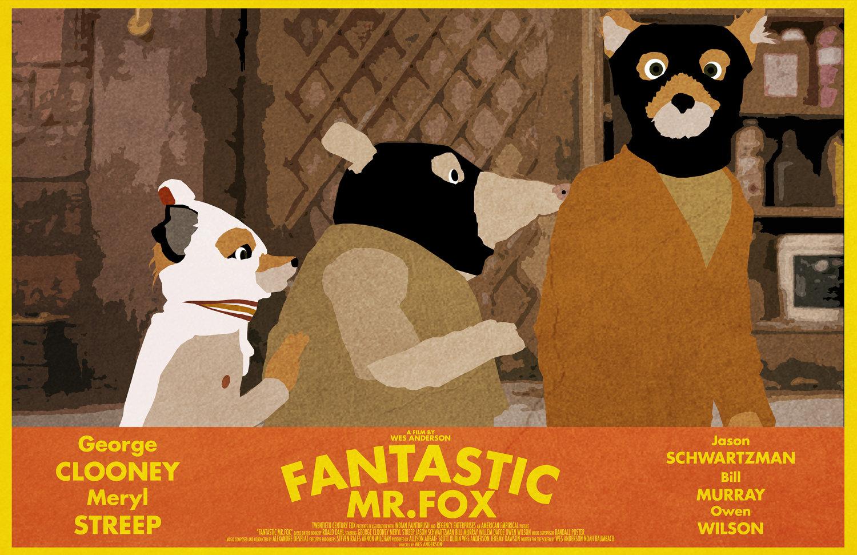 Tbt Fantastic Mr Fox 2009 Thomas J #fantastic mr fox #wes craven #ash fox #kristofferson silverfox #ash and kristofferson #my art. tbt fantastic mr fox 2009 thomas j