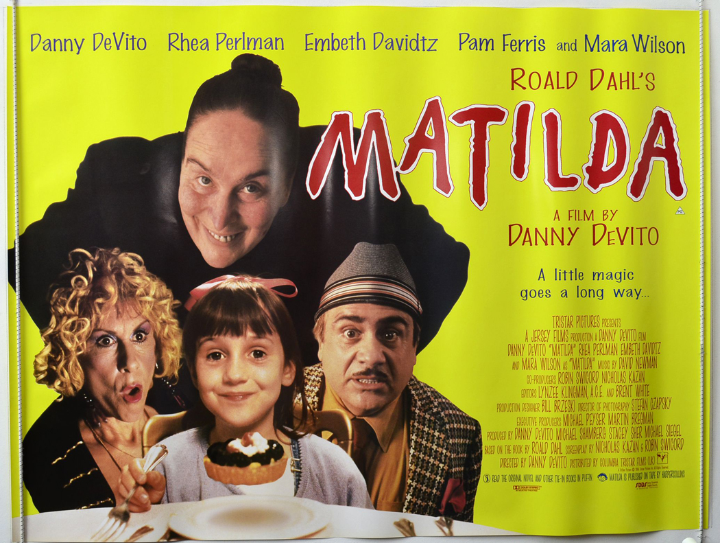 TBT: Matilda (1996) | Thomas J
