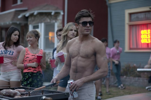 For the ladies, I present Zac Absfron