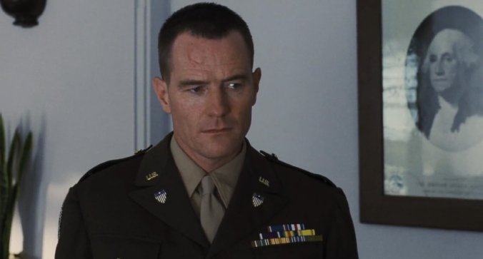 Who remembers Bryan Cranston in this movie? I don't. I hope I am not alone.