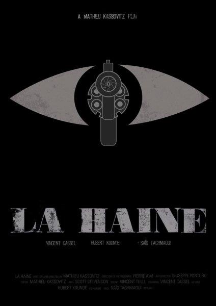 La Haine Poster