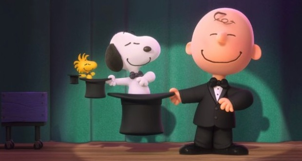 Charlie, Snoopy and Woodstock Got Talent
