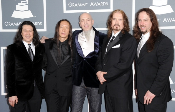Dream Theater's 'On the Backs of Angels' was nominated as Best Metal track of 2011. Their first nomination