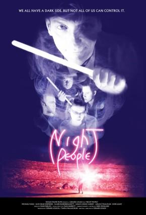 Night People movie poster