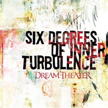 'Six Degrees of Inner Turbulence' album cover