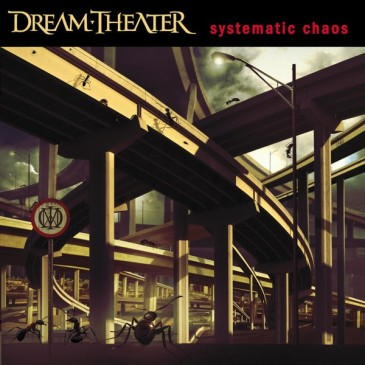 'Systematic Chaos' album cover