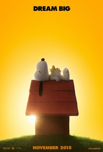 'The Peanuts Movie' movie poster