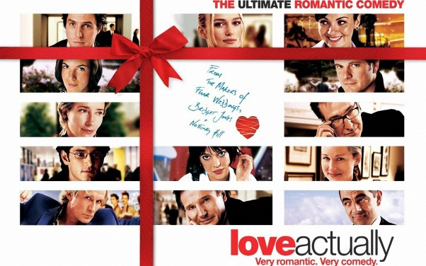 Love Actually movie poster fart-fanugens