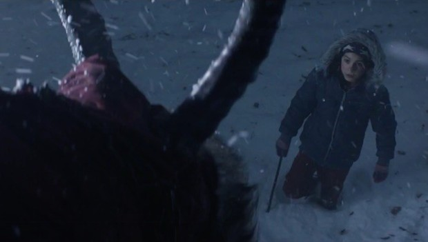 oh fuck, it's Krampus