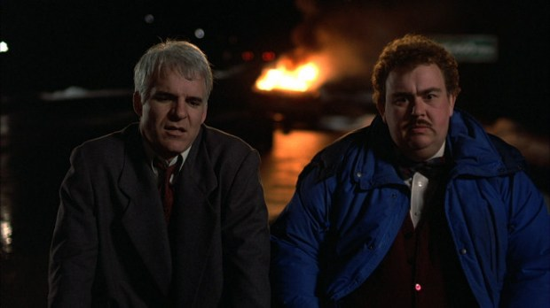 Planes Trains Automobiles Martin Candy Fire
