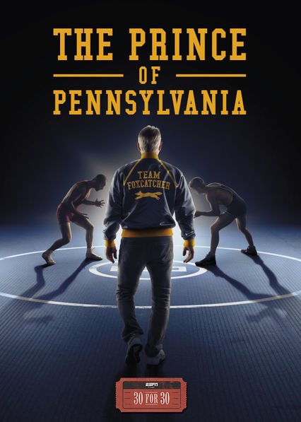 The Prince of Pennsylvania movie poster
