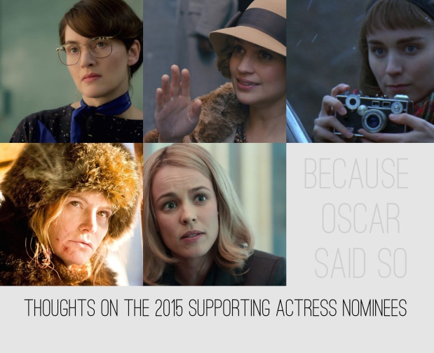 BOSS - supporting actress nominees