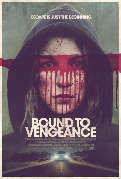 'Bound to Vengeance' movie poster
