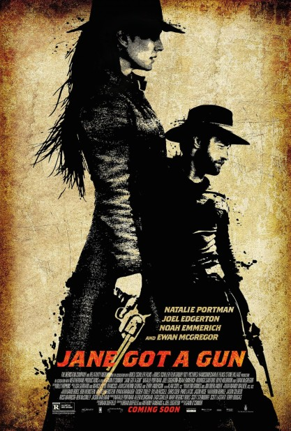 'Jane Got a Gun' movie poster