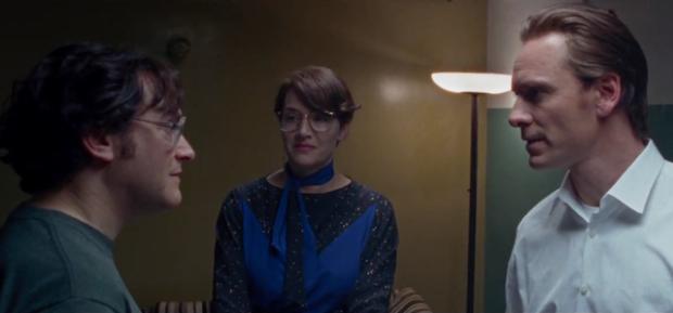 Kate Winslet as Joanna Hoffman in 'Steve Jobs'