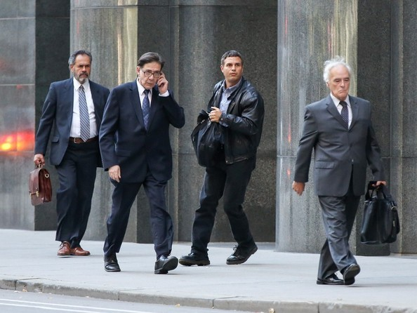 Mark Ruffalo as Michael Rezendes in 'Spotlight'