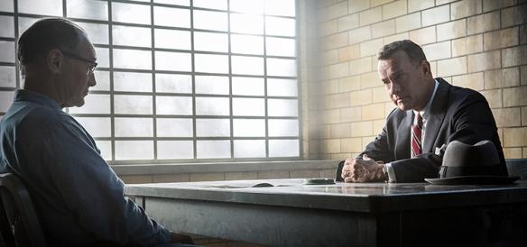 Mark Rylance as Rudolf Abel in 'Bridge of Spies'