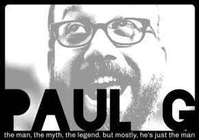 Paul G logo