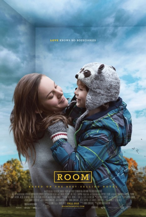 'Room' movie poster