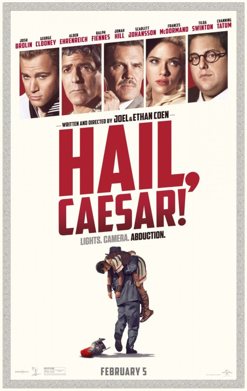'Hail Caesar!' movie poster