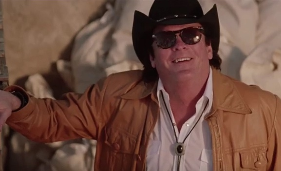 Michael Madsen in 'Death in the Desert'