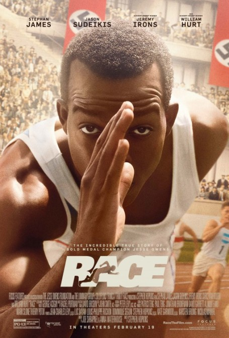 'Race' movie poster