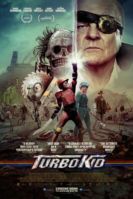 'Turbo Kid' movie poster