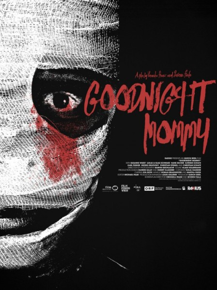 'Goodnight Mommy' movie poster
