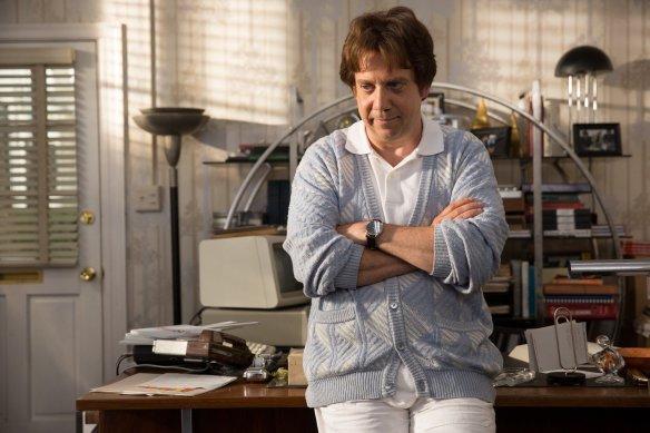 Paul G as Dr Eugene Landy