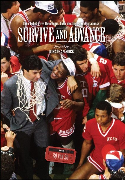 'Survive and Advance' movie poster