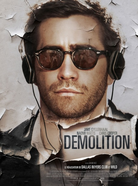 'Demolition' movie poster
