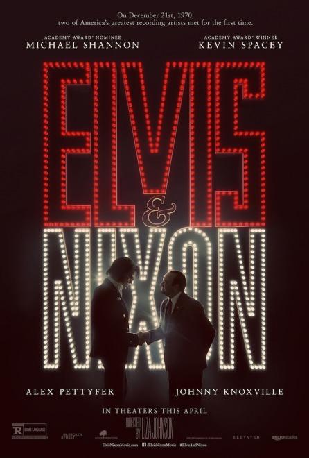 'Elvis & Nixon' movie poster