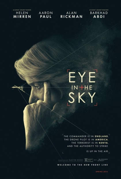 'Eye in the Sky' movie poster