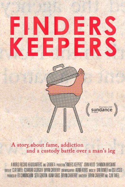 'Finders Keepers' movie poster
