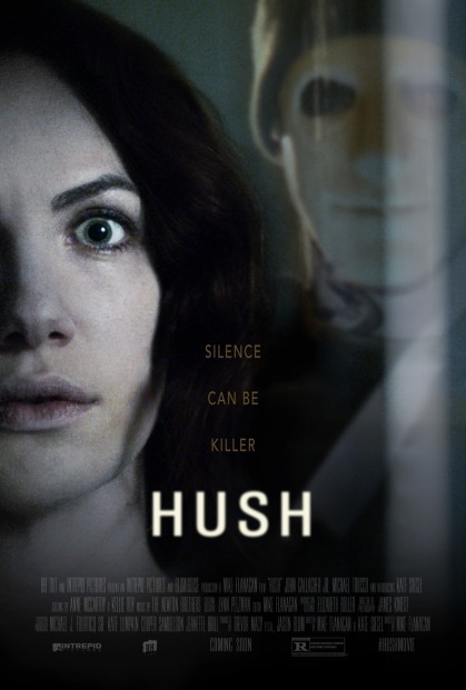 'Hush' movie poster