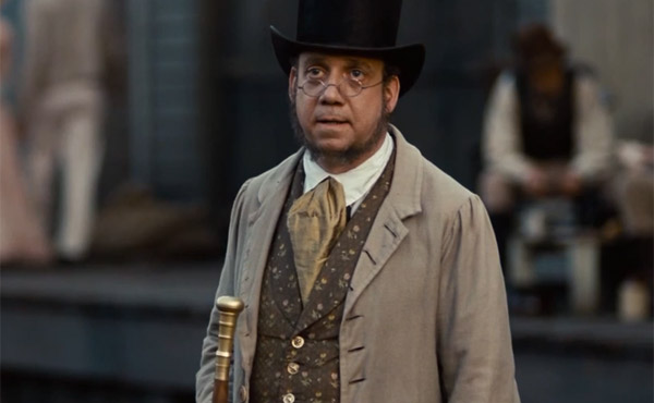 Paul Giamatti as Freeman