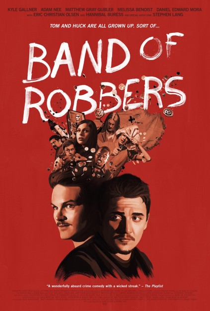 'Band of Robbers' movie poster