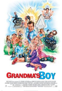 'Grandmas Boy' movie poster