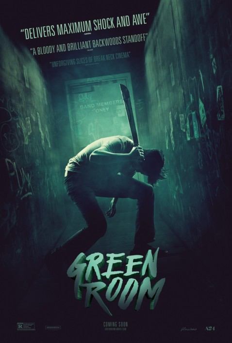 'Green Room' movie poster