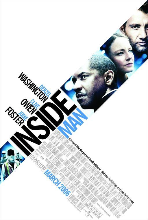 'Inside Man' movie poster