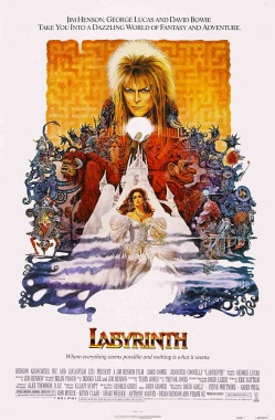 'Labyrinth' movie poster