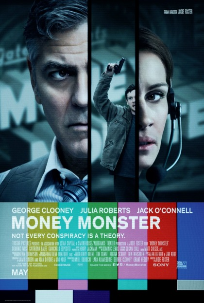 'Money Monster' movie poster